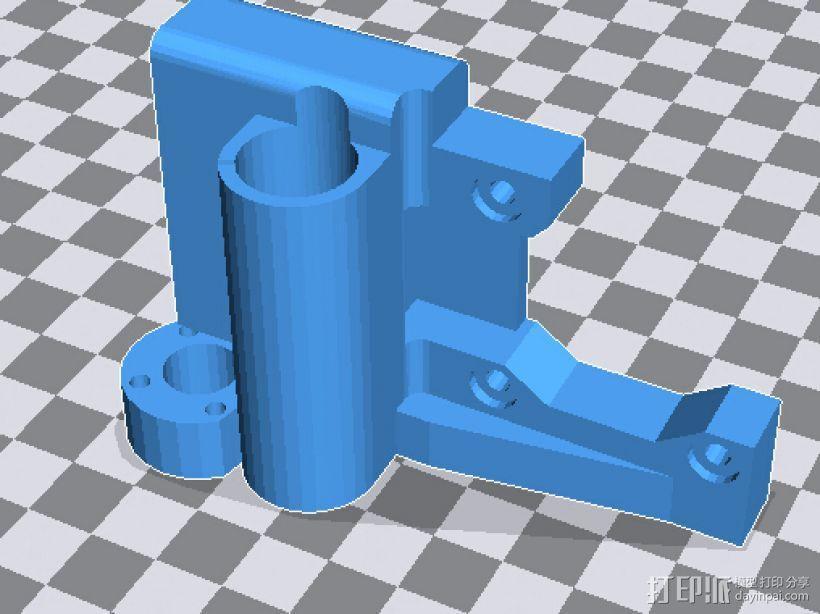 prusa i3 rework 套件T型螺母版 3D模型  图1