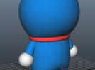 哆啦A梦 3D模型 图2