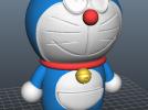 哆啦A梦 3D模型 图3