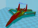 苏-27战机 3D模型 图4