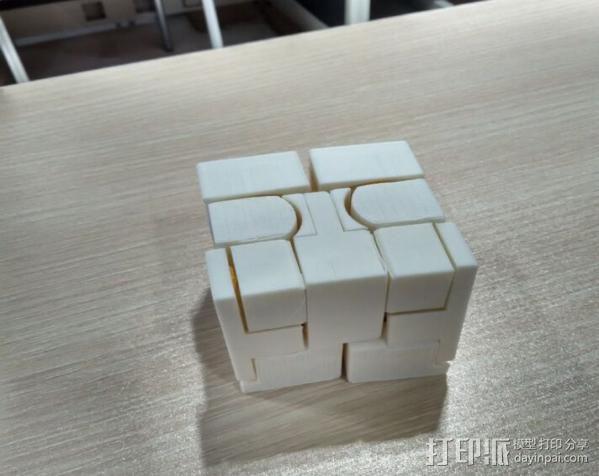 魔方机器人 3D打印制作  图3