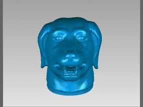 十二兽首-狗 3D模型