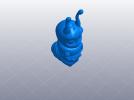 《花千骨》糖宝 3D模型 图4