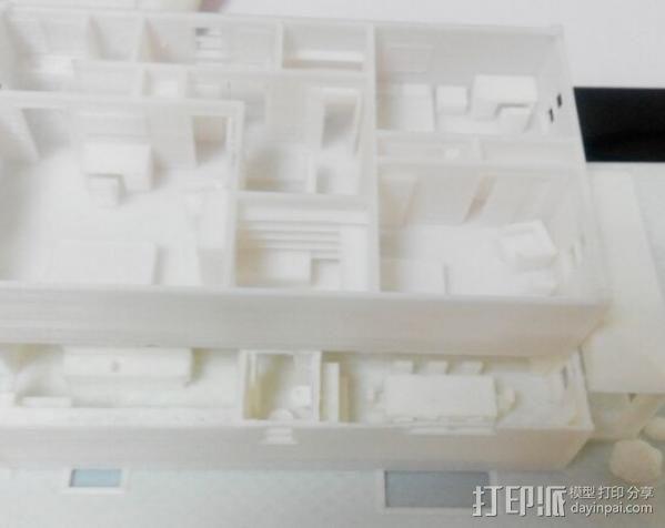 房屋,别墅 3D模型  图3