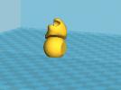 拼接狗狗(可活动)14件拆件 3D模型 图8