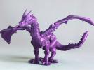 飞龙(可活动带支撑)拆分14件 3D模型 图1