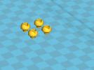 飞龙(可活动带支撑)拆分14件 3D模型 图4