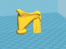 飞龙(可活动带支撑)拆分14件 3D模型 图11