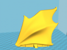 飞龙(可活动带支撑)拆分14件 3D模型 图15