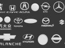 汽车标志 3D模型 图2