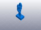 最帅的逆行——英雄消防员 3D模型 图4