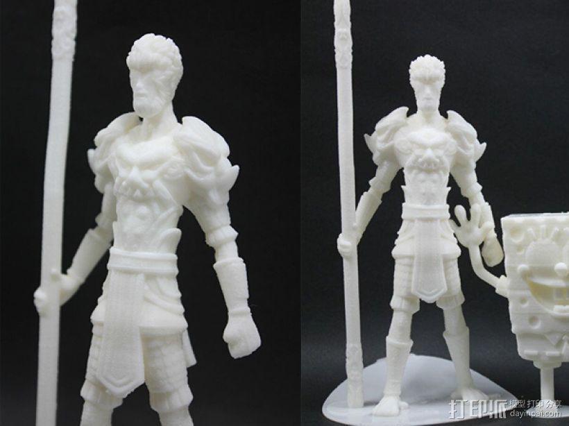 大圣归来之孙猴子 3D模型  图3