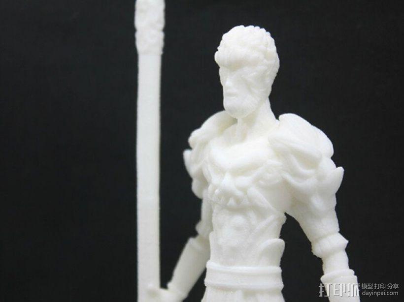 大圣归来之孙猴子 3D模型  图4