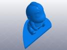 亲嘴娃娃 3D模型 图6