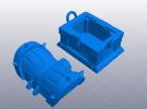 海贼宝箱——小件收纳盒 3D模型 图6