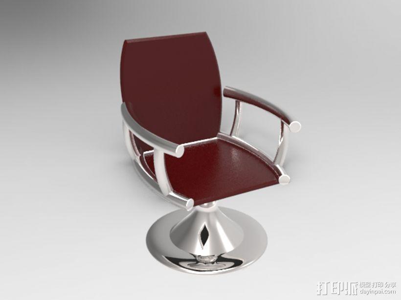 椅子 3D模型  图1