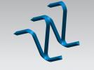 ZW艺术创意设计 3D模型 图2