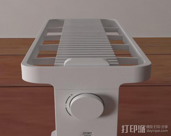 空调机 3D模型  图3