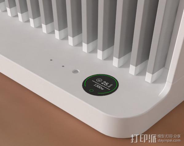 空调机 3D模型  图4