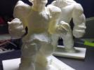 肌肉牛头战士 3D模型 图6