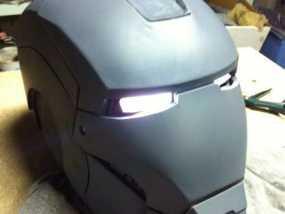 3D打印钢铁侠头盔!可穿戴! 3D模型