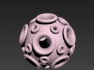 灯罩  花瓶  艺术品 家具摆件 3D模型 图2