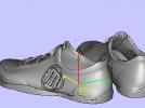 鞋子 3D模型 图1