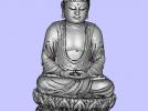 观音 3D模型 图1