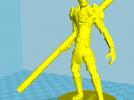 齐天大圣 3D模型 图2