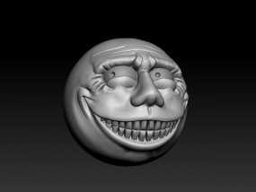 暴漫  表情   3D模型