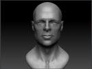 Brad Pitt高精模型 3D模型 图2