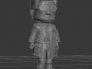 飞屋环游的老爷爷模型 3D模型 图2