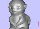 胡巴 3D模型 图1