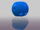 么么哒-虫仔机器人 3D模型 图2