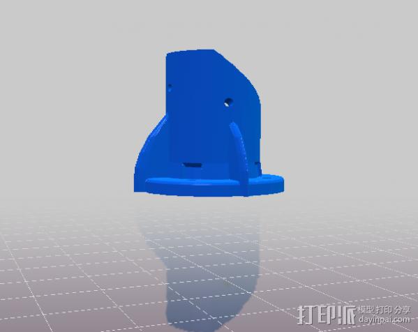 么么哒-虫仔机器人 3D模型  图4