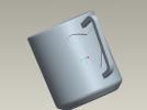 爱心杯子 3D模型 图1