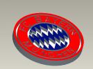 拜仁 3D模型 图2