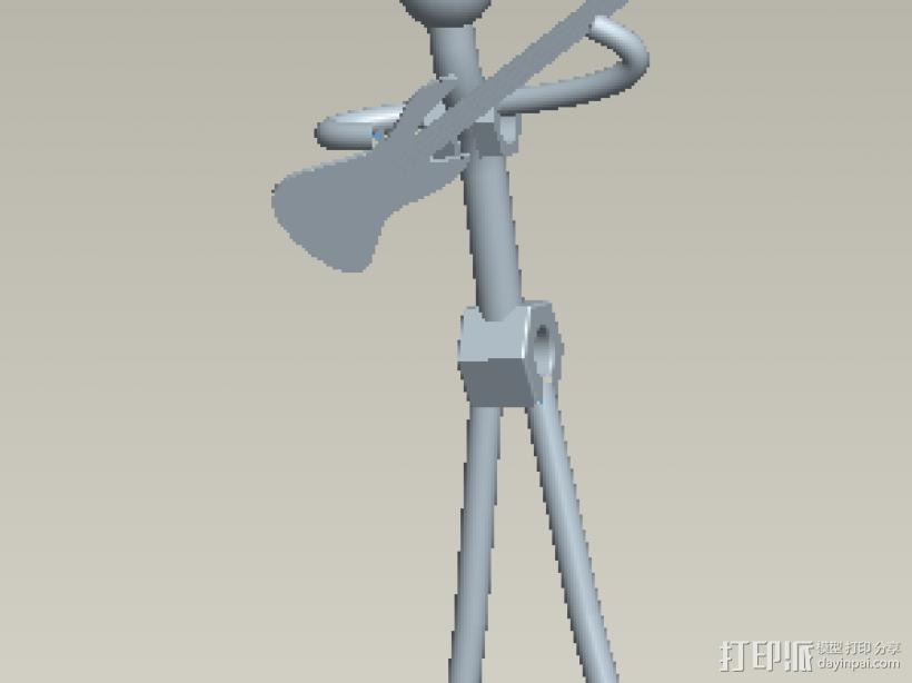 music 3D模型  图1