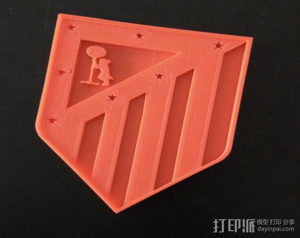 马竞 3D模型  图1