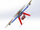 四轴飞行器 3D模型 图1