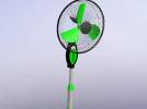 电风扇 3D模型 图1