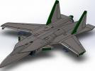 苏-34 3D模型 图1