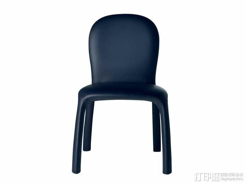 amelie椅子 3D模型  图1