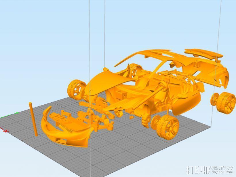 汽车组合 3D模型  图5