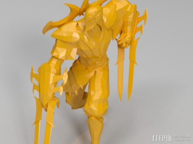 LOL英雄模型(陆续更新) 3D模型  图2