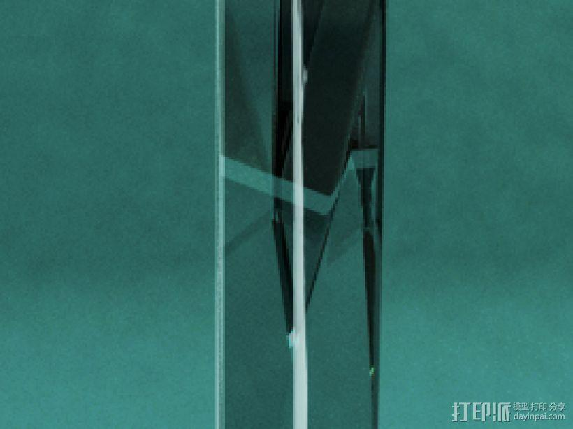 3d水晶内雕 3D模型  图5