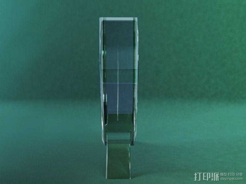 3d水晶内雕 3D模型  图8
