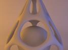 钻石球 3D模型 图1