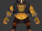 兽人 3D模型 图1