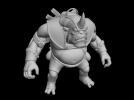 兽人 3D模型 图3